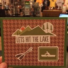 Cari Raynae Lake Greeting Card