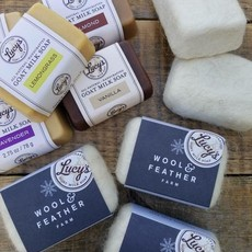 Wool n' Feather Farm Felt Soap