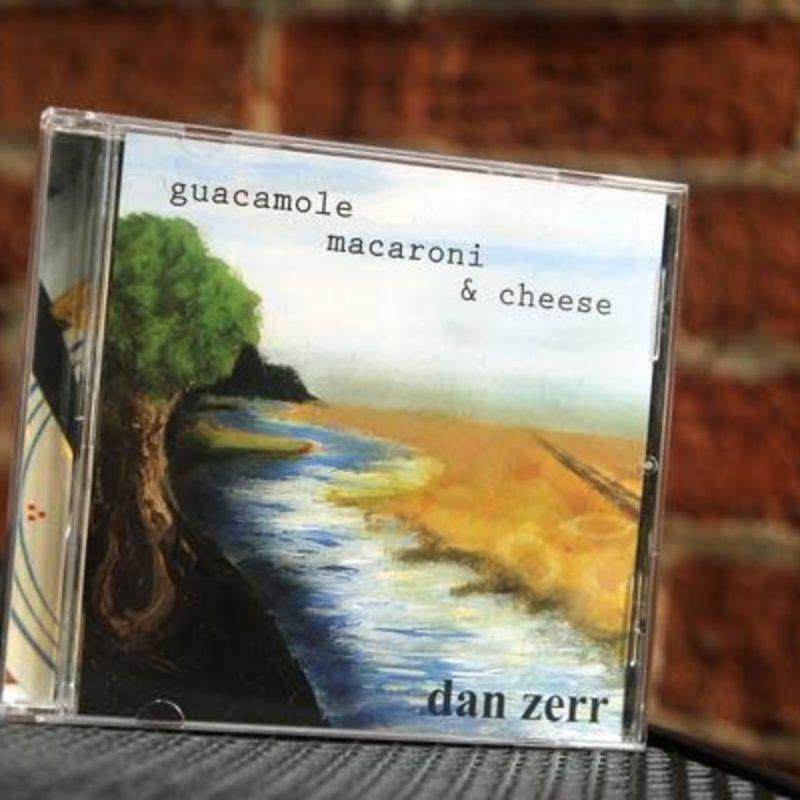 Dan Zerr Guacamole Macaroni & Cheese