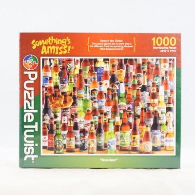 Puzzle Twist Brewfest Jigsaw Puzzle
