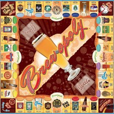 Volume One Brewopoly Game