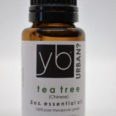 YB Urban? Creative Homestead Pure Essential Oil - Tea Tree (.5 oz.)