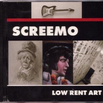 Screemo Low Rent Art