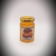 The Muddy Feet Forty Infused Honey - Apple