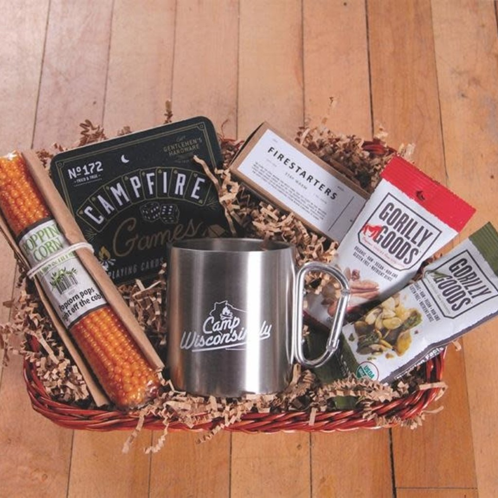 Volume One Gift Basket - Happy Camper