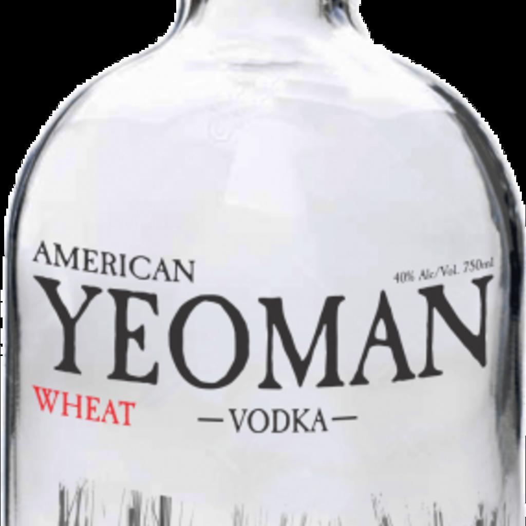 Perlicks Distillery Perlicks Distillery - Yeoman Vodka (750 mL)
