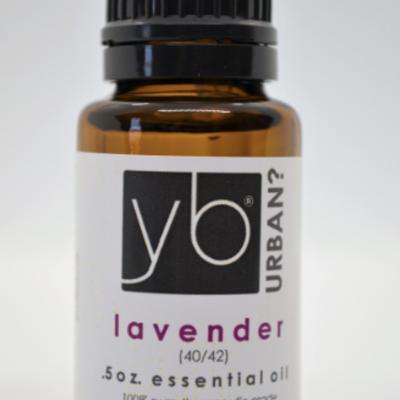 YB Urban? Creative Homestead Pure Essential Oil - Lavender 40/42 (.5 oz.)