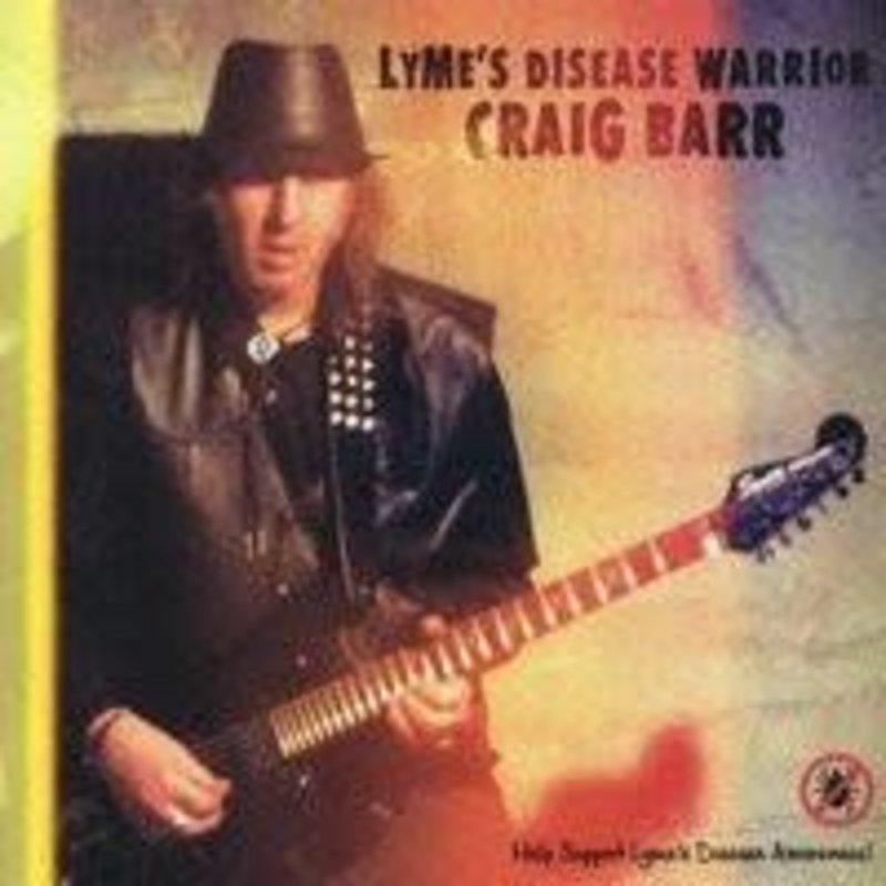 Craig Barr Lyme's Disease Warrior
