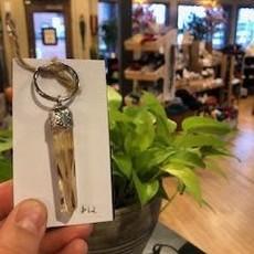 heartSTORMS Studios Nature Encased Keychain