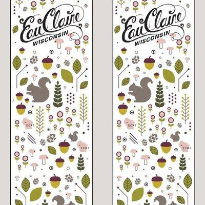 Volume One Eau Claire Flora Socks