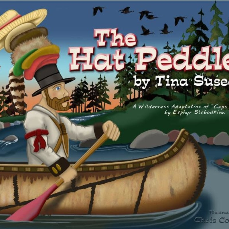 Tina Susedik The Hat Peddler