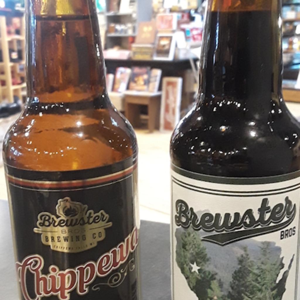 Brewster Bros. Brewing Co. Brewster Bros. Beer - Chippewa Pilsner Bottle (12 oz.)