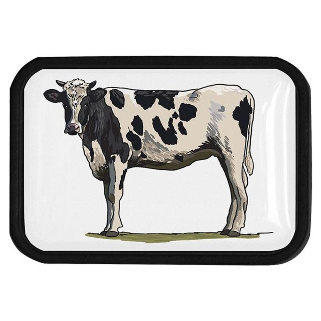 Volume One Lapel Pin - Cow