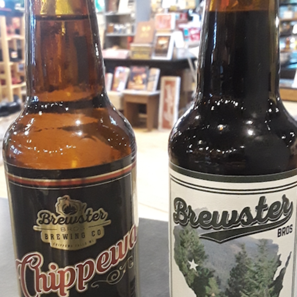 Brewster Bros. Brewing Co. Brewster Bros. Beer - Dark Timber Stout Bottle (12 oz.)