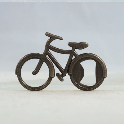 Volume One Bottle Opener - Bicycle (Metal)