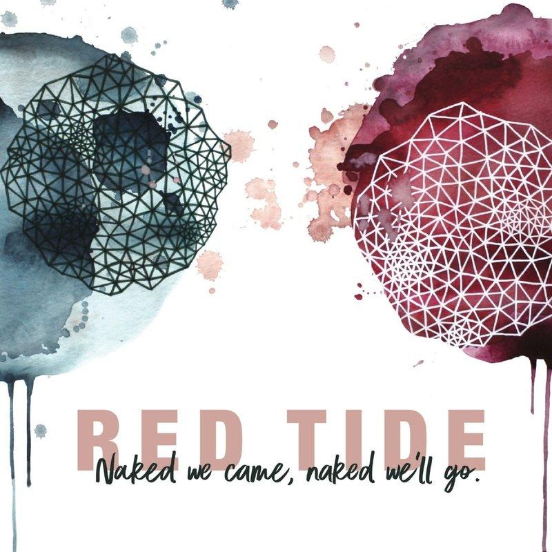 Red Tide Naked We Came, Naked We'll Go (CD)