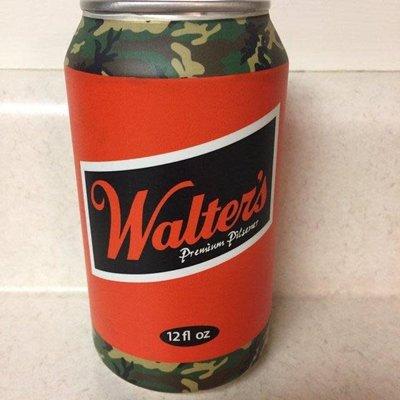 Northwoods Brewery Northwoods Beer - Walters Beer Can (12 oz.)