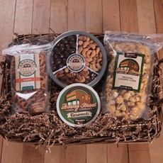 Volume One Gift Basket - Snack Pack Deluxe