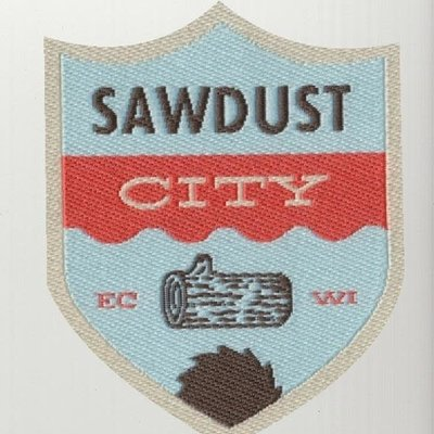 Volume One Patch - Sawdust City