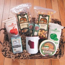 Volume One Gift Basket - Chippewa Valley Faves