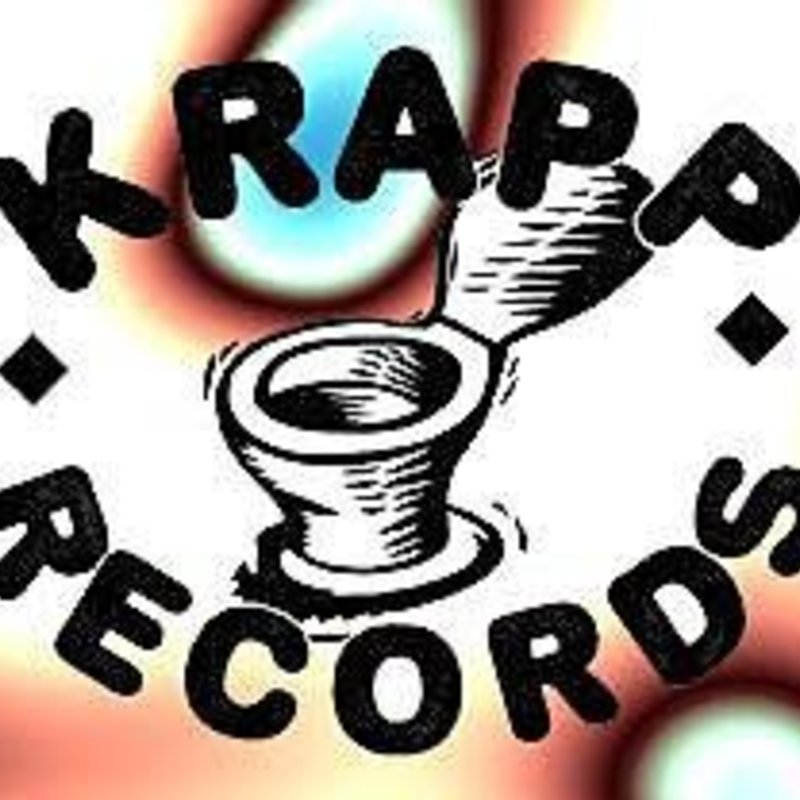 Various Artists Krapp Records' Next One'll Cost Ya