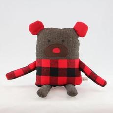 Kiki b Omi Designs Up-Cycled Friend - Bear