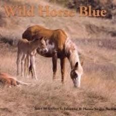 Jim Backus Wild Horse Blue