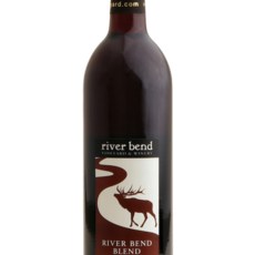 River Bend Distillery River Bend Wine - River Bend Blend