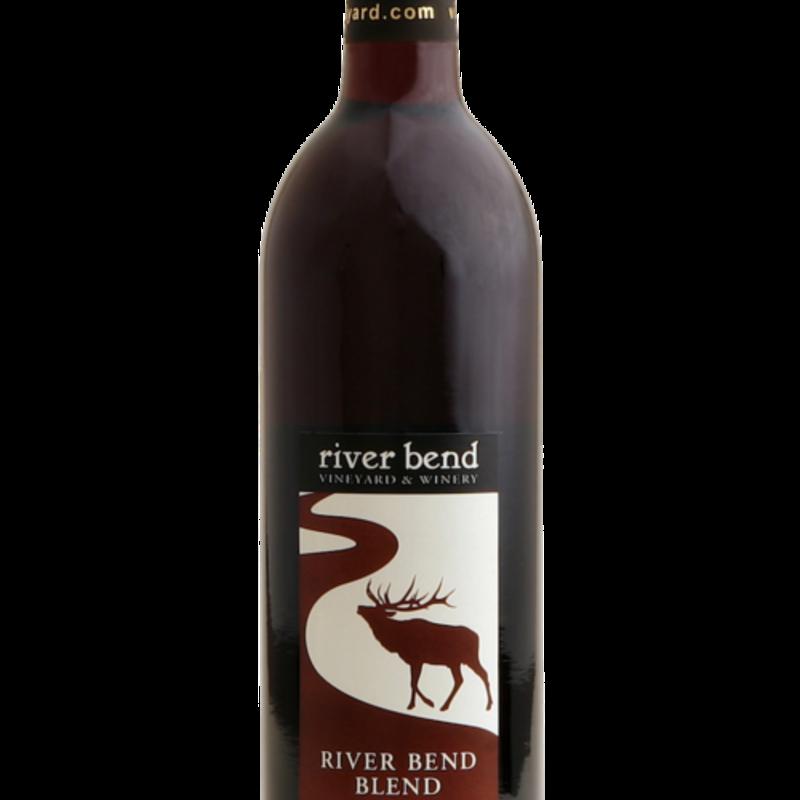 River Bend Distillery River Bend Wine - River Bend Blend