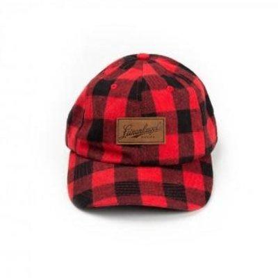 Leinenkugel's Buffalo Plaid Leinie's Hat