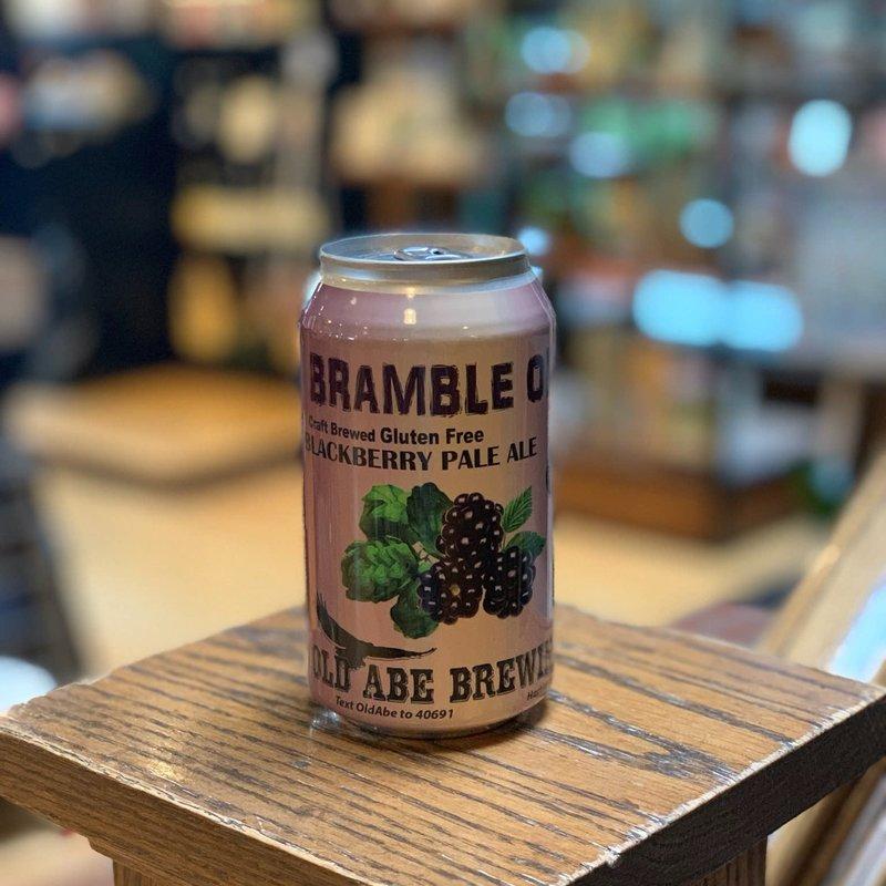 Old Abe Brewing Bramble On - Blackberry Pale Ale