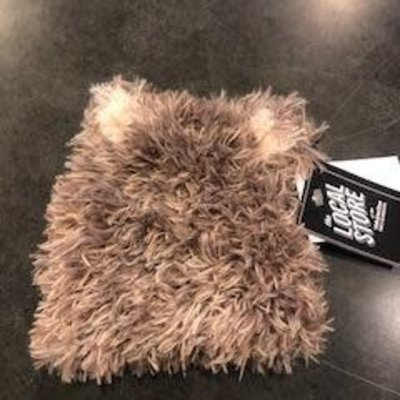 Cindy Knapmiller Knit Kids Hat - Teddy Bear Ears