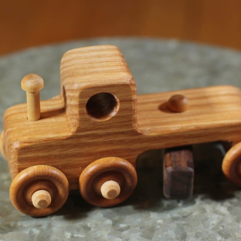 Hower Toys Hower Toys - Small Grader Wooden Toy