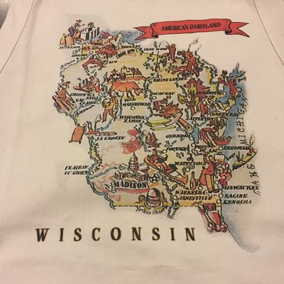 Volume One Vintage Wisconsin Apron