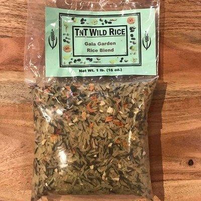 TNT Wild Rice Wild Rice - Garden Blend (1 lb.)