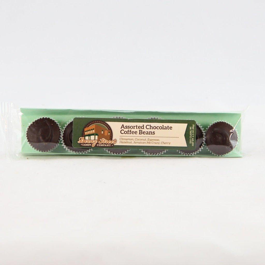 Dewey Street Candy Co. Dewey Street Assorted Chocolate Coffee Beans 6pk