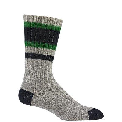 Wigwam Socks Wigwam Socks - Lakewood (Navy/Green)
