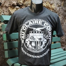 Volume One County Seal Tee - Vintage Black