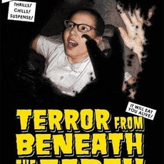 Christopher R. Mihm Terror from Beneath the Earth