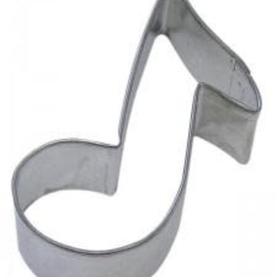 Volume One Cookie Cutter - Music Note