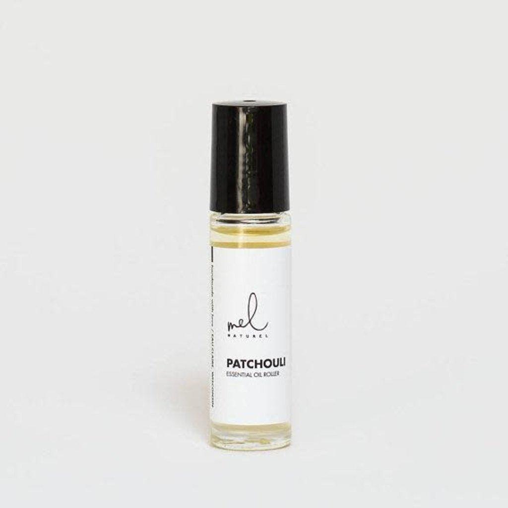 Melnaturel Fragrance Roller - Patchouli