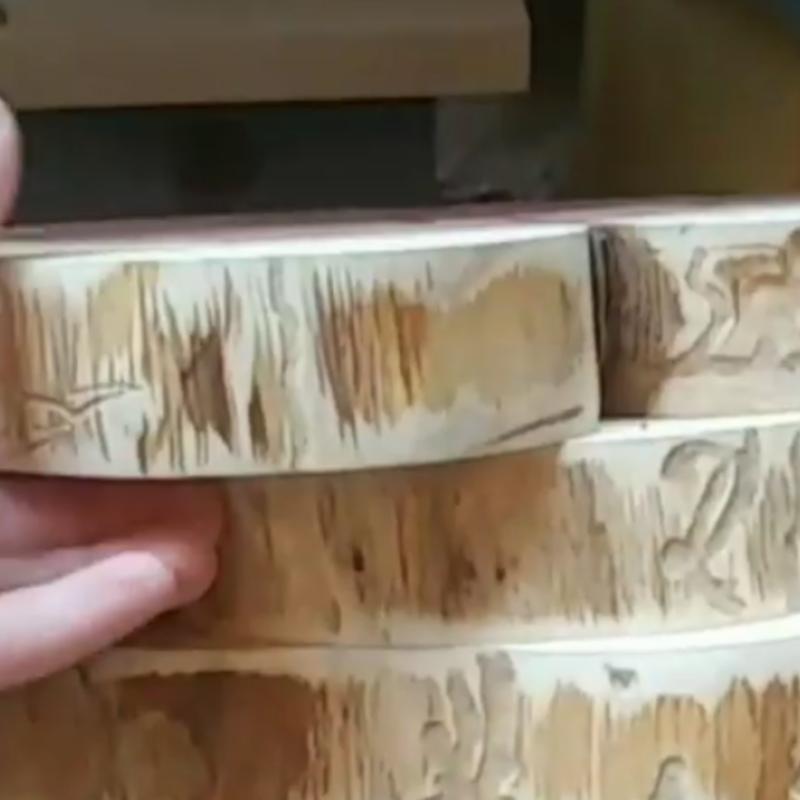 Tree Purpose of Eau Claire Cedar Round - Wood Slice (Large)