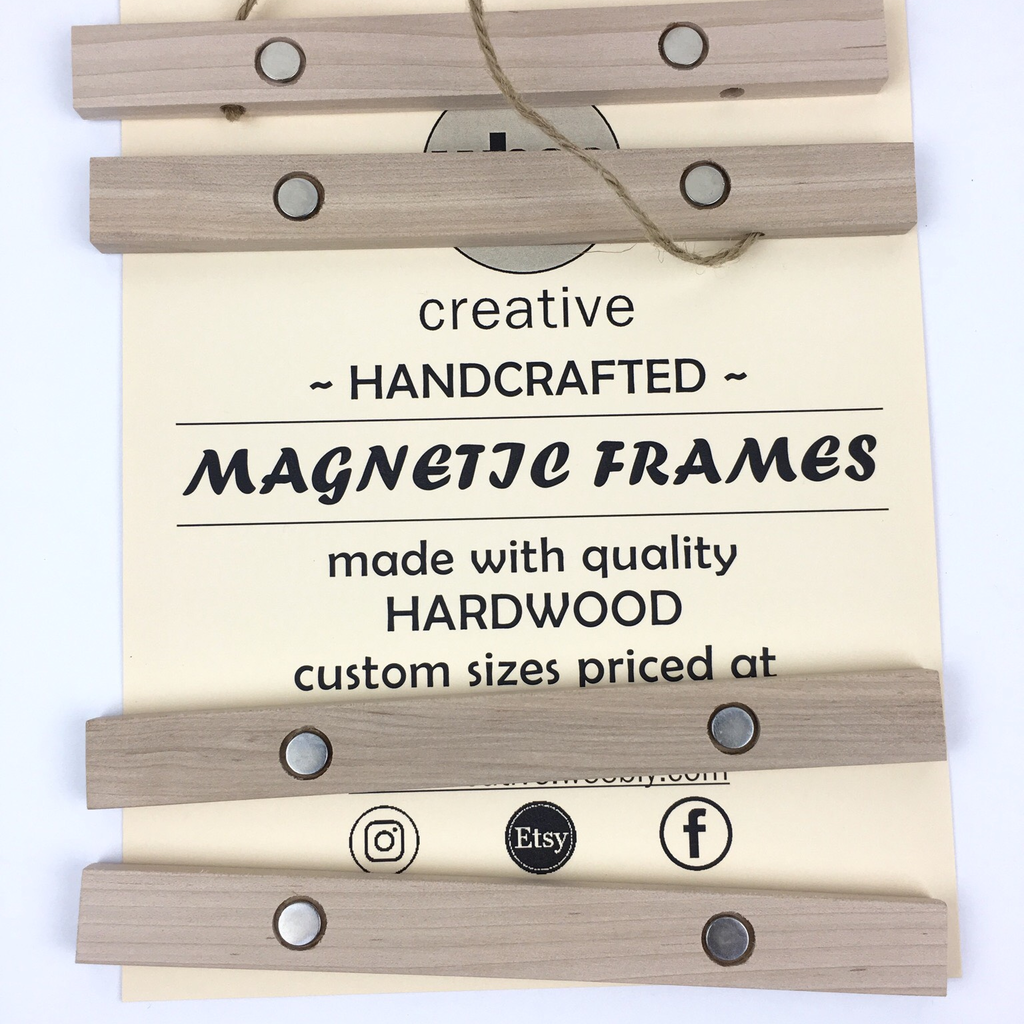 Whee Creative Magnetic Frame 8""
