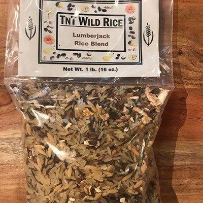 TNT Wild Rice Wild Rice - Lumberjack Blend (1 lb.)
