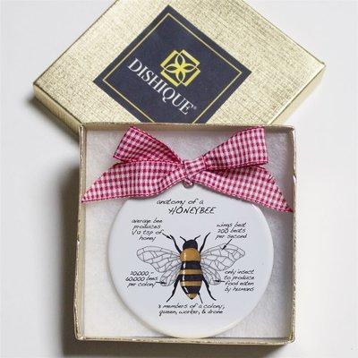 dishique Bee Ornament