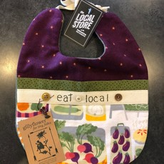 Deb Christenson Bib - Eat Local