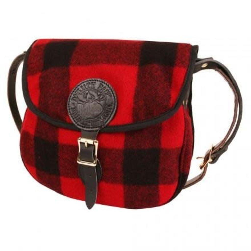 Duluth Pack Shell Bag - Buffalo Plaid
