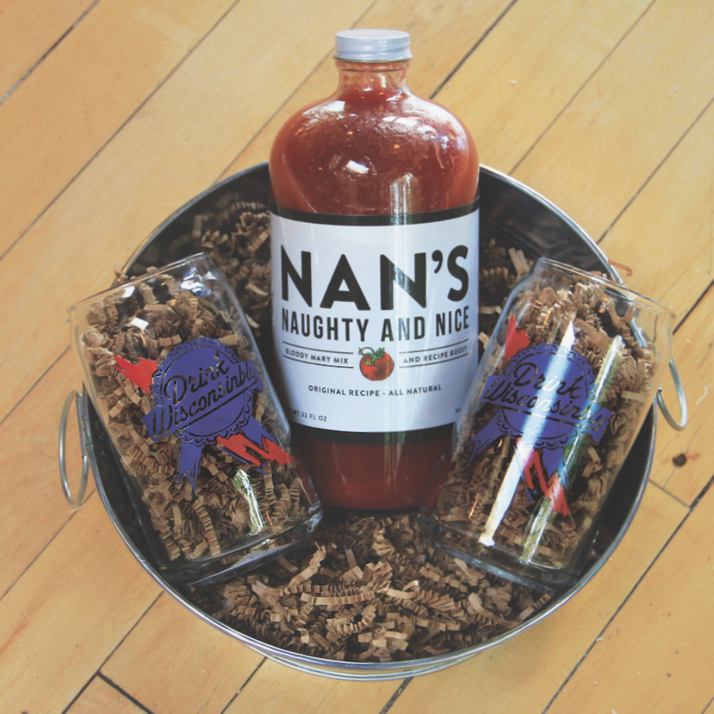 Volume One Gift Basket - Drink Wisconsinbly
