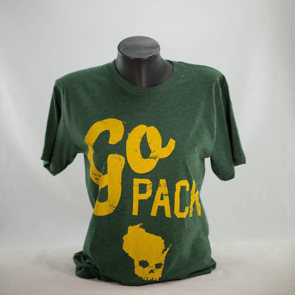 Wiskullsin The Go Pack Tee