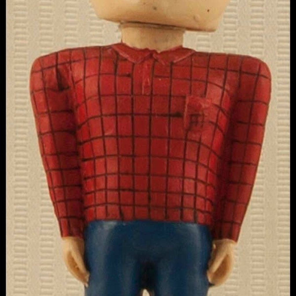 Volume One Bobble Head - Paul Bunyan